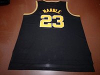 Nadir Özel Erkekler Gençlik Kadınlar # 23 Roy Mermer Iowa Hawkeyes Koleji Basketbol Forması Boyutu S-6XL veya Özel Herhangi Bir Ad veya Numara Forması