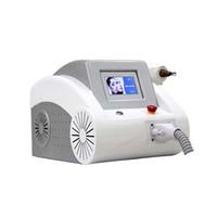 Мощная машина удаления татуировки Q переключила лазер 532NM1064NM1320NMNM Nd YAG лазера удаления морщинки пигмента брови оборудование красотки прибора лазера
