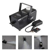AUCD مصغرة 400W الدخان الأبيض التحكم عن دخان الضباب آلة الضباب مرحلة تأثير الضوء W400