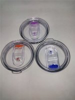 DHL & SF_express 30oz 20oz new slid Lids with Silicon Slider...