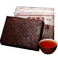 250 г сырой Пуэр чай Юньнань мармелад аромат Пуэр чай органический Пуэр старое дерево зеленый пуэр натуральный Пуэр чай кирпич зеленый еда предпочтительнее