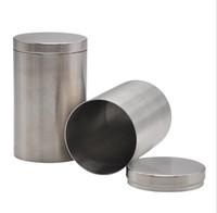 Neue heiß-verkaufende Metall Aluminium Smokebox Aufbewahrungsbox Aluminium Smokebox handlich und leicht zu reinigen Mehrzweck-Aufbewahrungsbox Großhandel