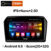 """9 """"2.5D Nano IPS Ekran Android Octa Çekirdek / 4G LTE Araba Medya Oynatıcı GPS RDS Ile Radyo / Bluetooth Için VW Jetta 2013-2017 # 3576"""