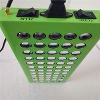 2020 máquina HOT! PDT LED Light Therapy beleza com vermelho / azul / amarelo / verde acende lâmpadas de LED grande alta potência