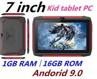 New kid Tablet PC Q98 Quad Core 7 Inch 1024*600 HD screen An...