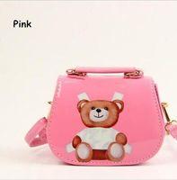 Детские сумки дизайн дети жели мешок сумка стильный ребенок девочка плечо сумочка малыша кошельки девочек мини конфеты цветной сумка 4 цветов