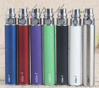 Ego Battery E cig 650 900 1100 mAh For Ego, ego- t, 510- t, vivi ...