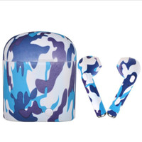 New Arrival i7s tws camouflage In- Ear Earbuds Wireless Stere...
