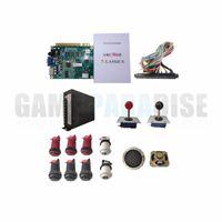 Gioco arcade classico 60 in 1 kit arcade con joystick Zippy American Button Jamma Wire Speaker