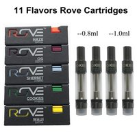 0. 8ml Rove Cartridges Vape Cartridge Packaging Empty Vape Pe...