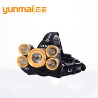 5led T6 Charge Holder Flessibile Zoom 5 Aircraft Lamp Exceed Light Headlights