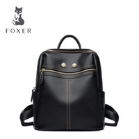 FOXER 2019 New Women leather bag designer famous brand leath...