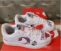 4fdc7748d0 mode hommes femmes taureau chaussures de marche Air baskets Mocassins  canard de canard coureur sportif chaussure
