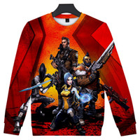 3D Borderlands 3 Women men Round neck hoodies 2019 Hot Sale ...