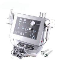 4 in 1 Diamant Dermabrasie Microdermabrasie Ultrasone ultrasone Huid Opheffende Huid Scrubber Salon Machine voor Salon Gebruik