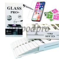 100 pcs 0.3 mm 9 H En Verre Trempé Pour iPhone Explosion Preuve protecteur D'écran Film Pour iphone 8 7 6 S X XS MAX 11Pro SE2