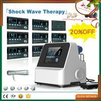 equipamento novo portátil aliviar dores nas articulações estética choque onda com electrónica terapia onda de choque radial / extracorporal para o tratamento de ED