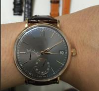 2019 Горячие продажи мужчина часы мужчина Бизнес часы механические часы автоматические движения стекла обратно 048