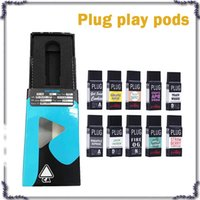 Newest Plug Play Pod Vape Cartridges Ceramic Coil 1. 0ml Empt...
