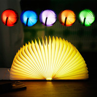 BRELONG USB Rechargeable Colorful Color Change Book Light LE...