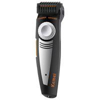 Sıcak satış Kemei KM-819 Saç kesme makinesi mens erkekler için profesyonel saç düzeltici ve tıraş makinesi
