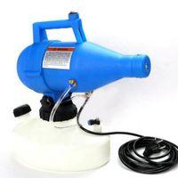 Легкий портативный дезинфекционный распылитель машина 220V электрический стерилизатор 4.5 L ультра низкая емкость Комаров инсектицид ULV холодный туман устройство