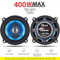 2 stücke! 5-Zoll 400W 2-Wege-Auto-Koaxial-Auto-Audio-Musik-Stereo-Full-Range-Frequenz HIFI-Lautsprecher zerstörungsfreie Installation