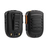 Cheap Uniwa BM001 Bluetooth Speaker PTT Mic para Zello Mini PTT Walkie Talkie Apps Microfone Bluetooth