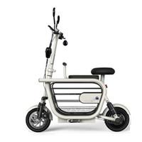 Smart-Elektroroller Mini zwei Rädern Haustier-Auto-Elektro-Fahrräder 48V 580W elektrische Tretroller für Erwachsene mit Kind Erwachsene Sitz