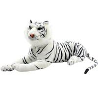Mode Echt Lift Tiger Spielzeug Große Gefüllte Tiere Tiger Spielzeug Plüsch Kinder Plüsch Spielzeug Geburtstagsgeschenk Spielzeug