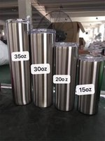 35oz Stainless Steel Skinny Tumbler Vacuum Insulated Straigh...