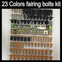 OEM Body Kit complet boulons pour SUZUKI GSXR600 GSXR750 08 09 10 GSXR 600 750 GSX R600 2008 2009 2010 GP152 Carénage écrous vis à vis de boulons écrous