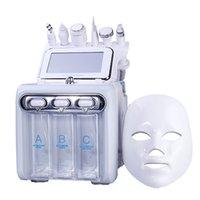 얼굴 마사지 기계를 청소 초음파 피부 RF 히드라 깊은 얼굴 기공 1 관리 도구에서 한국어 작은 거품 (7)