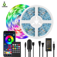 Bluetooth LED Strip Lights Wireless Smart App Controlled Lig...