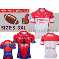 19 20 New Zealand Golden Lions RUBGY JERSEYS SPIDER-MAN MARVEL 2019 2020 NZ Golden Lions Rugbyhemden Golden Lions Rugbyhemden Größe S-3XL