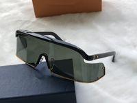 Luxo INFINIVA Óculos De Sol De Grandes Dimensões Embrulho Estilo Exagero Óculos Designer de luz Plana e UV400 Lens óculos de Qualidade Superior com caso