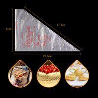 مثلث البلاستيك الأنابيب المتاح أكياس السلامة مربى كريب أدوات pe كعكة كريم تزيين المعجنات حقيبة الساخن بيع 0 07jd bb