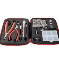 2020 RDA DIY Tools Kit Rebuildable Vapor coil Master Kits Oh...