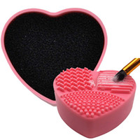 Tamax MP025 Silicone Makeup Brush Cleaner Portable Compact C...
