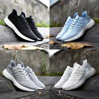 Treeperi basfboost scarpe da corsa triple nero bianco corridore 711 v2 fresco grigio ghiaccio blu treeperi moda uomini donne Desinger sneakers