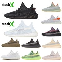 TOP Quality 2020 Kanye West Men Women Running Shoes Yecheil ...