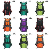 Large Capacity Outdoor Backpack Unisex Travel Multi- purpose ...