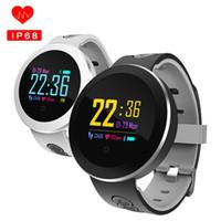 لقد اخترت بلوتوث الذكية ووتش IP68 للماء Q8 الموالية الرجال السيدات رصد معدل ضربات القلب للياقة البدنية المقتفي ساعة ذكية 2020 موضة 0.95