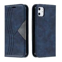 Retro caja del teléfono del caso del soporte del tirón Cartera de cuero PhotoFrame cubierta del teléfono a prueba de golpes para para el iPhone 11 pro max Samsung S10 Huawei aparearse 30