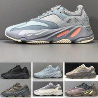 2020 оптовая Kanye West 700v2 700v3 Дышите тренер Мужчины Женщины Кроссовки Lover кроссовок Спортивная обувь