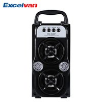 EXcelvan MS- 204BT speaker bluetooth speaker Portable High Po...