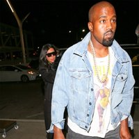 Kanye Calabasas Vintage T-shirt Nirvana FOG High Street высокое качество хип-хоп 100% хлопок лето Kanye West мужская дизайнерская футболка