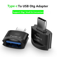 سبيكة الزنك المفاتيح USB C ذكر إلى USB3.0 محول الإناث OTG Type-C محول