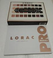 Lorac Mega Göz Farı 32 Renk Paleti Pırıltılı Mat Markalar Göz Farı Paleti Makyaj