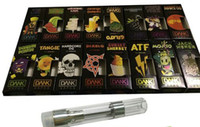 Newest Dank Vapes Cartridge Black Package Cereal Carts 1. 0ml...